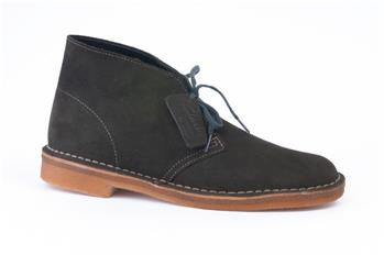 Clarks desert boot uomo VERDE Y5