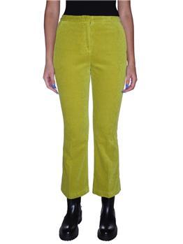 Pantalone aspesi VERDE LIMONE