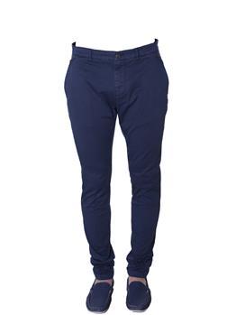 Pantalone colmar uomo elastico BLU