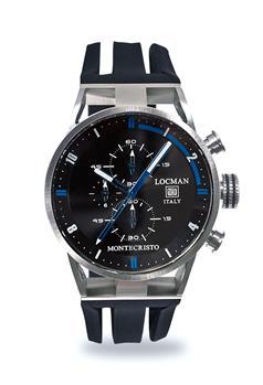 Locman montecristo cronografo NERO