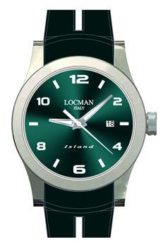 Locman island classico acciaio BLU SCURO