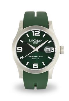 Locman island automatico VERDE