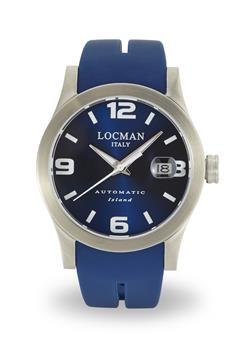 Locman island classico uomo BLU