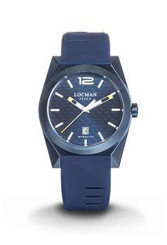 Locman stealth acciaio titanio BLU