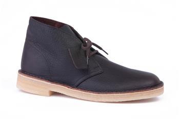Clarks desert boot pelle MARRONE Y5