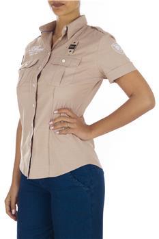 Camicia blauer donna BEIGE
