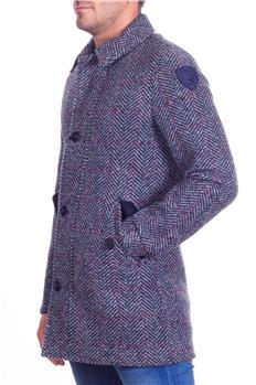 Cappotto blauer uomo spigato GRIGIO Y7