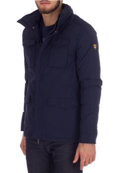 Piumino ciesse field jacket BLU