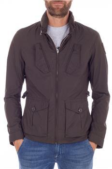 Blauer field jacket uomo VERDE MILITARE