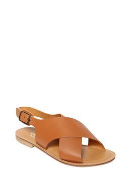Sandalo portofino golf MARRONE CHIARO