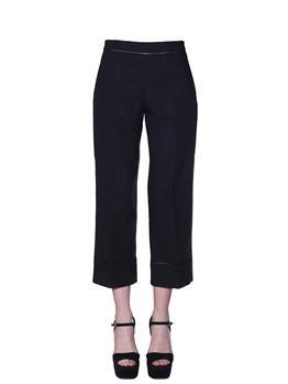 Pantalone twin set donna NERO