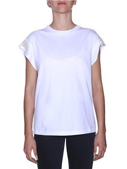 T-shirt twin set BIANCO OTTICO