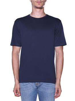 T-shirt aspesi uomo classica BLU