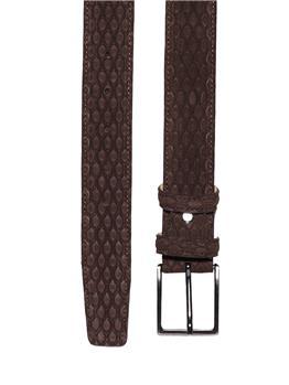 Cintura golf by montanelli MARRONE Y9
