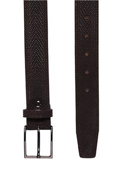 Cintura golf by montanelli RESCA MARRONE