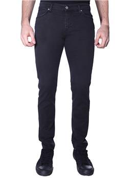 Roy rogers pantalone 5 tasche BLACK