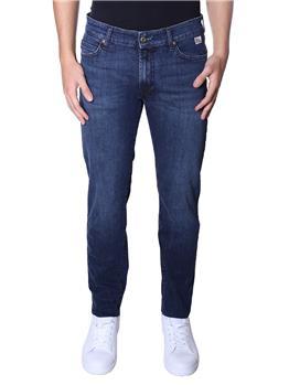 Jeans roy rogers uomo LAVAGGIO SCURO Y1