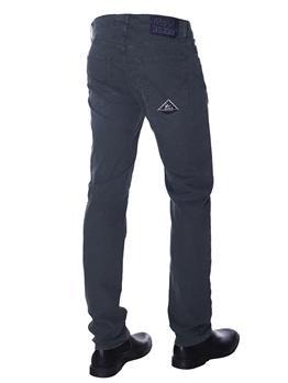 Jeans roy rogers lavato VERDE MILITARE