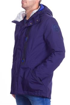 Parka north sails uomo BLU Y7