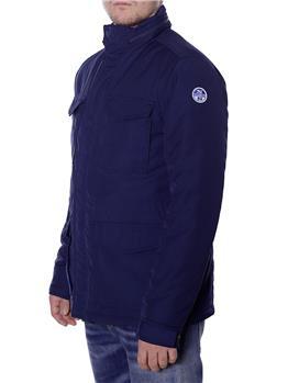 Field jacket north sails uomo BLU