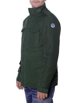 Field jacket north sails uomo KOMBU GREEN