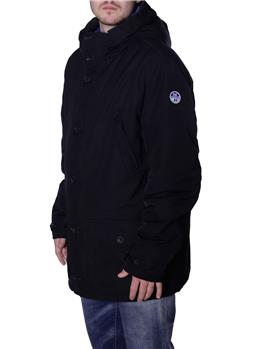 Parka north sails uomo NERO