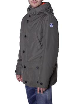 Parka north sails uomo VERDE Y9