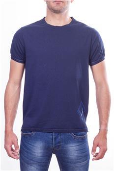 North sails t-shirt giro collo BLU P6