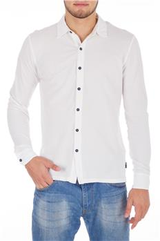 North sails polo camicia BIANCO