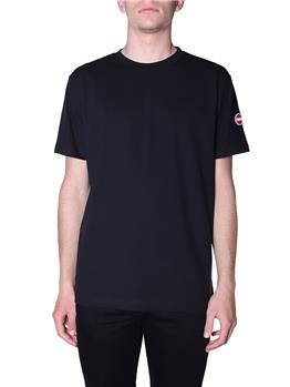 T-shirt colmar uomo functional NERO