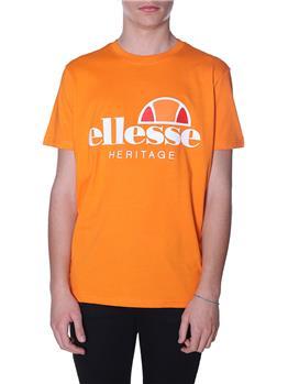 T-shirt ellesse uomo logo ORANGE