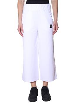 Pantalone felpa colmar donna BIANCO