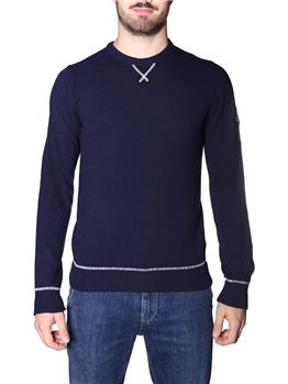Maglia roy rogers uomo BLUE NAVY