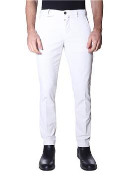 Pantaloe briglia velluto PANNA