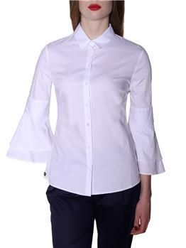 Camicia manila grace elegante BIANCO