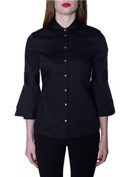 Camicia manila grace elegante NERO LAVAGNA