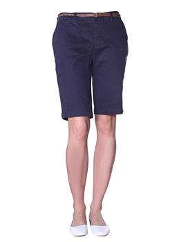 Bermuda chino superdry donna MIDNIGHT NAVY