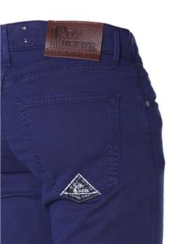 Jeans 5 tasche roy rogers INDACO