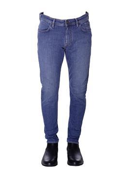 Jeclerson pa 76 jeans 5 tasche LAVAGGIO MEDIO
