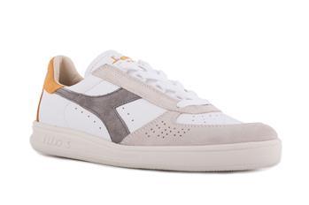 Sneakers diadora uomo BIANCO E SENAPE