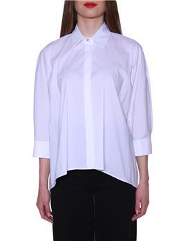 Camicia liviana conti ampia BIANCO