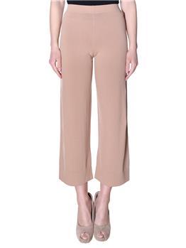 Pantalone maglia liviana conti CAMMELLO