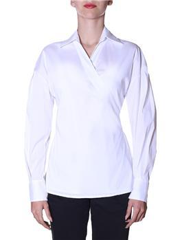 Camicia liviana conti BIANCO