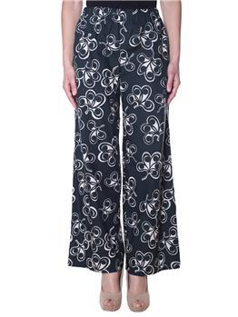 Pantaloni aspesi donna VERDE