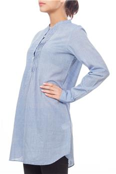 Camicia aspesi jeans rouches JEANS P4