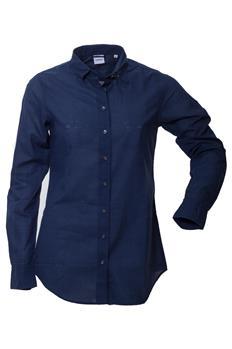 Camicia aspesi leggera BLU P4
