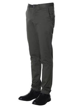 Pantaloni lacoste chino uomo VERDE