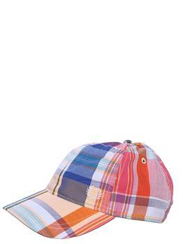 Cappello baseball fred perry ARANCIO