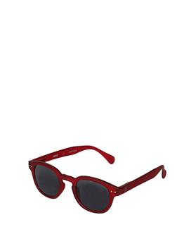 Izipizi #c sun occhiali sole RED CRYSTAL