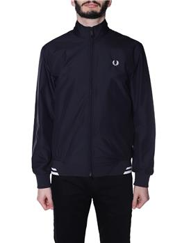 Giubbotto fred perry BLACK